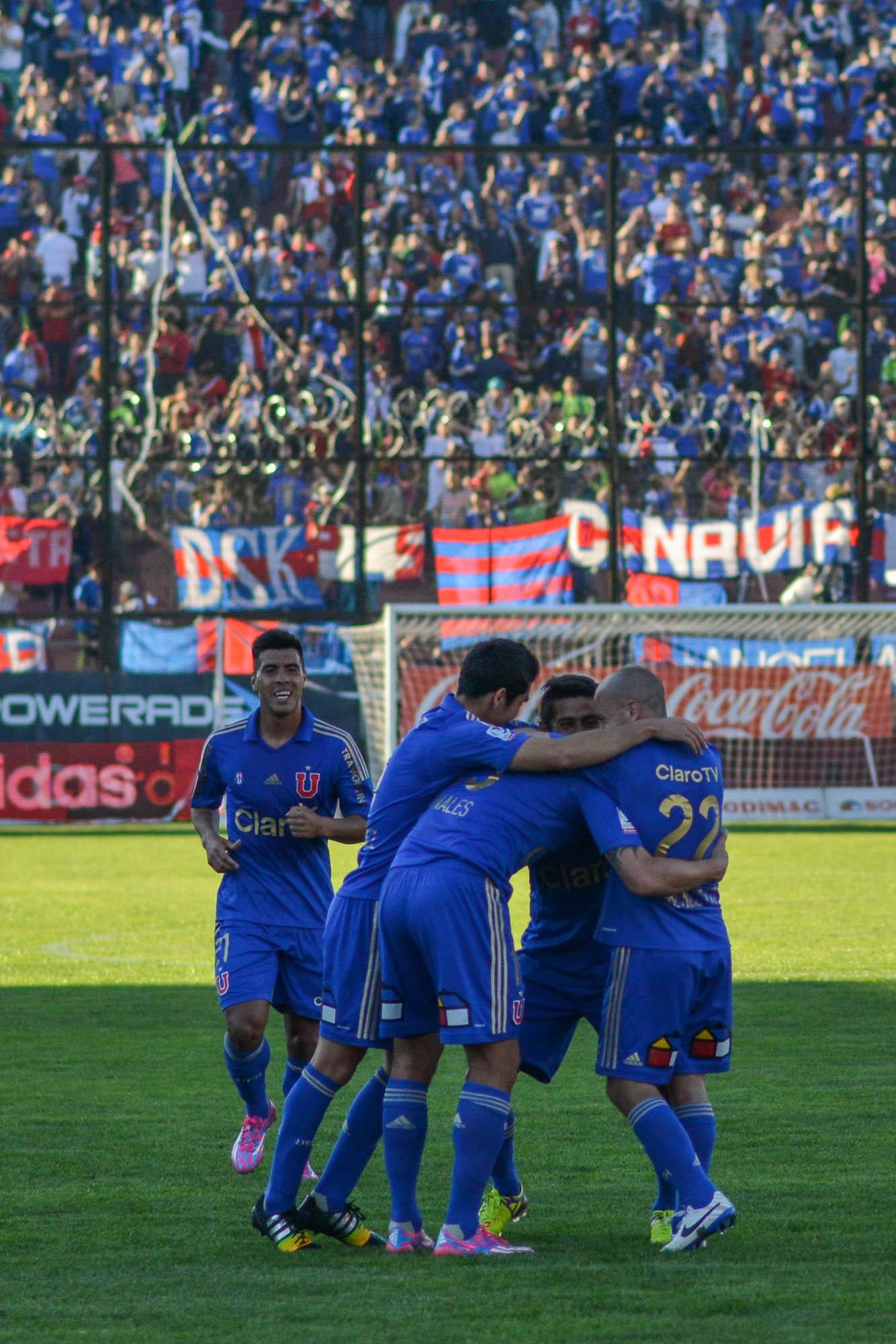 U de Chile - U de Conce-6