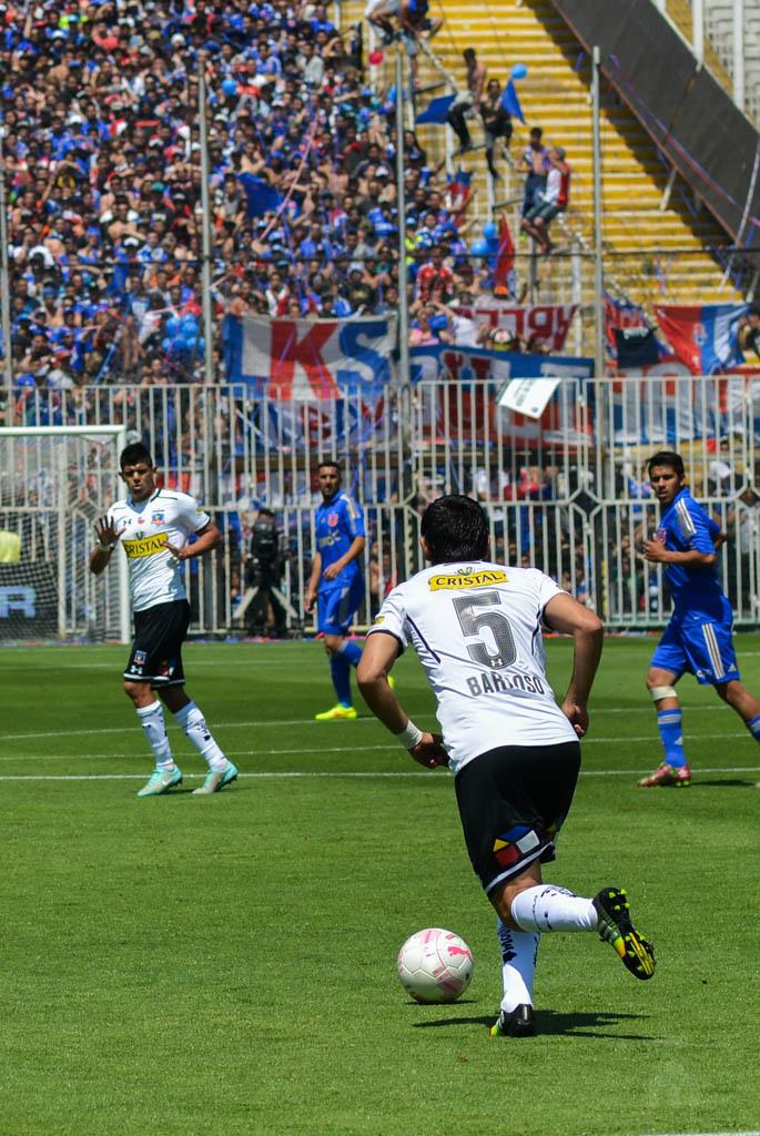 ColoColo - U de Chile-11